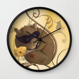 The Hunted Wall Clock