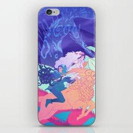 Mononoke Hime iPhone Skin