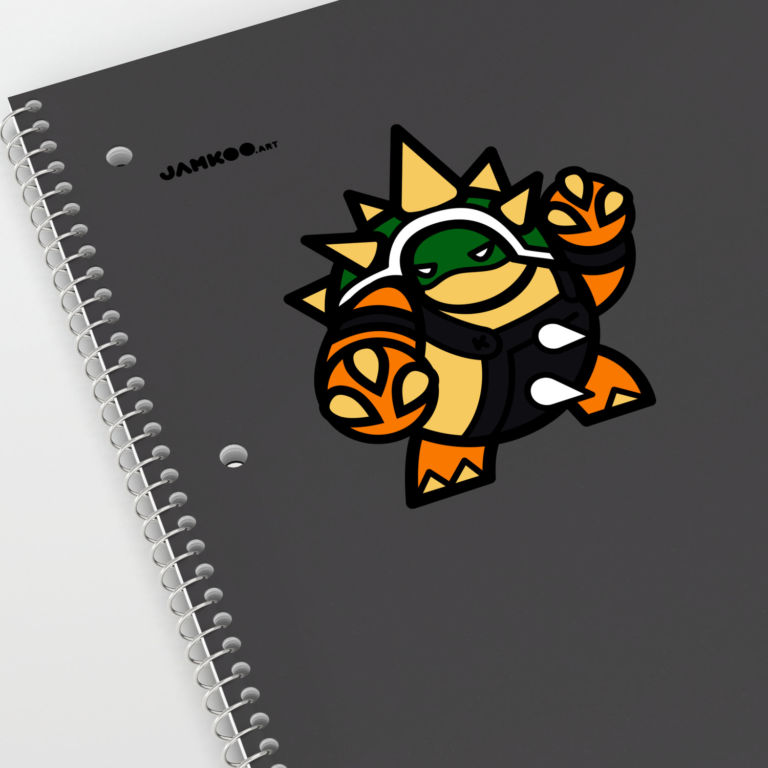 FED - Rammus Sticker by jamkoo