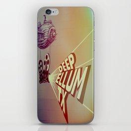 Blimpy iPhone Skin