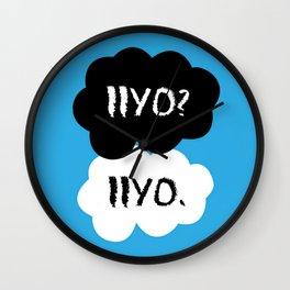 Iiyo  Wall Clock