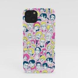 Hetaheads PINK iPhone Case