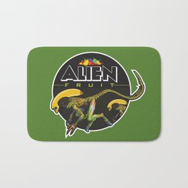 Alien Fruit Bath Mat