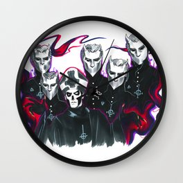 If You Have Ghost Wall Clock