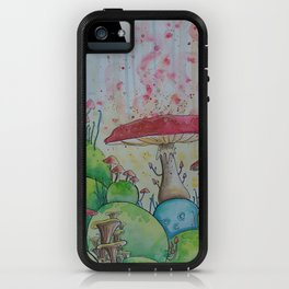 The Shy iPhone Case