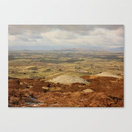 Carrowkeel  Canvas Print