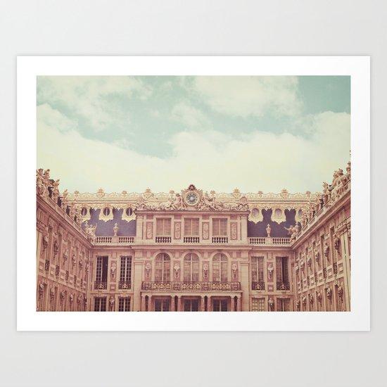 Chateau Versailles by happeemonkee