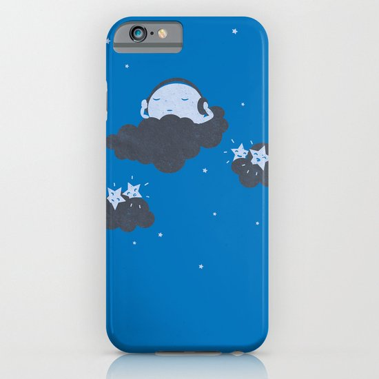 The Silent Night iPhone & iPod Case