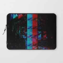 Face of a thousand Voices Laptop Sleeve