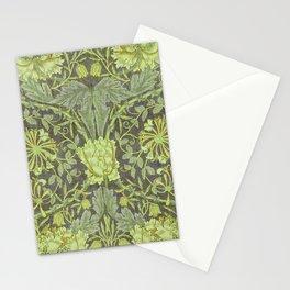 "William Morris ""Honeysuckle and tulip"" 7. Stationery Cards"