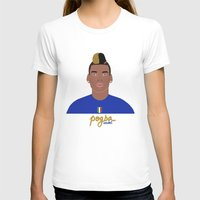 juventus T-shirts featuring PAUL POGBA - JUVENTUS by THE CHAMPION'S LEAGUE'S CHAMPIONS