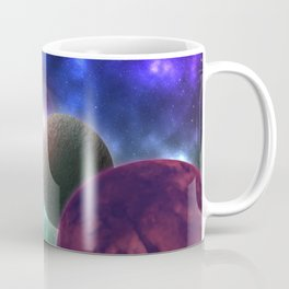Space Expedition Coffee Mug