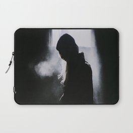 For the Smoke to Consume Laptop Sleeve