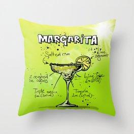 Margarita_002_by_JAMFoto Throw Pillow