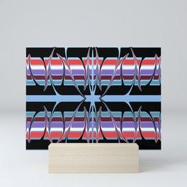 Serape Mini Art Print