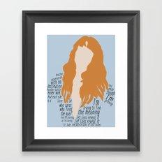 St. Jude Framed Art Print