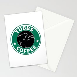 Tubbs Coffee Stationery Cards