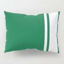 Green Racer Pillow Sham