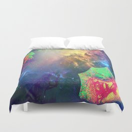 Spectrum Design Duvet Cover