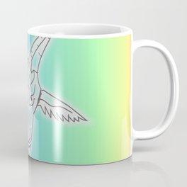 Rainbow Satan Coffee Mug