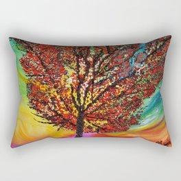 The Wow Tree Rectangular Pillow