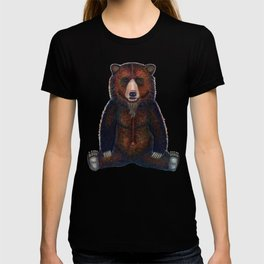 Blissed Out Bear T-shirt