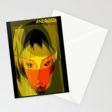 ANDROID. Stationery Cards