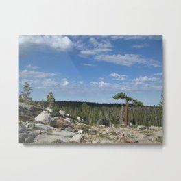 Granite Heaven Metal Print