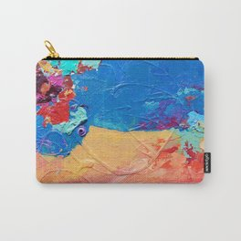 Change by Nadia J Art Carry-All Pouch