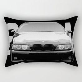 BMW E39 Ilustration Rectangular Pillow