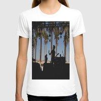 coachella T-shirts featuring EMA / Coachella by The Electric Blve / YenHsiang Liang