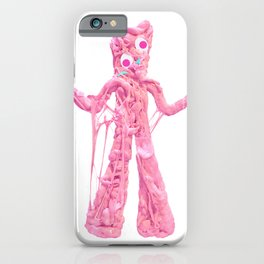 Bubble Gumby iPhone Case