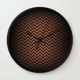 The Black Lodge Wall Clock