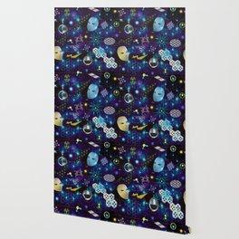 Cosmic Trip Wallpaper