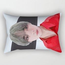 Taehyung DNA Rectangular Pillow