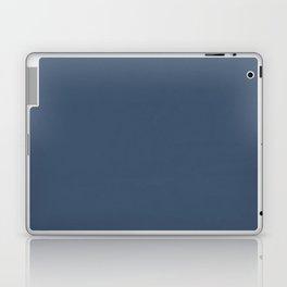 Simply Indigo Blue Laptop & iPad Skin