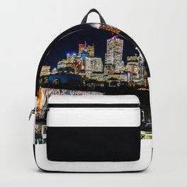 Toronto Night Moves Backpack