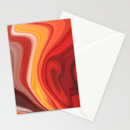 Phoenix rising Stationery Cards
