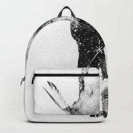 Watercolor constellations VI Backpack