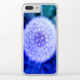 ...little stars Clear iPhone Case