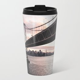 Bay Bridge - San Francisco, CA Travel Mug