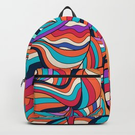 African Style No24, Sahara echoes Backpack