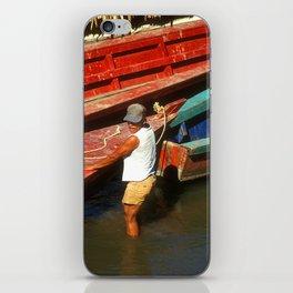 Rio Usumacinta Mexico iPhone Skin