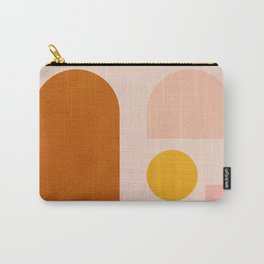 Abstraction_SHAPES_Minimalism_01 Carry-All Pouch