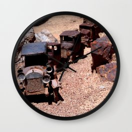 Miniatures 1 Wall Clock
