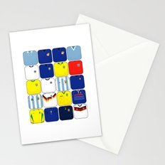 World In Motion Stationery Cards