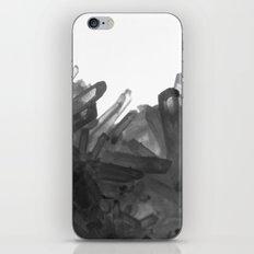 Crystal Galaxy iPhone Skin