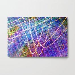 Lights #2 Metal Print