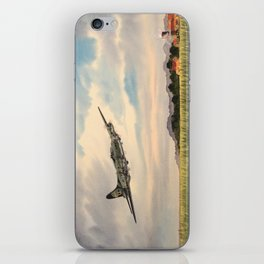 B-17 Flying Fortress Aircraft iPhone Skin