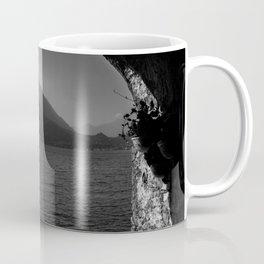 Window to the lake Coffee Mug
